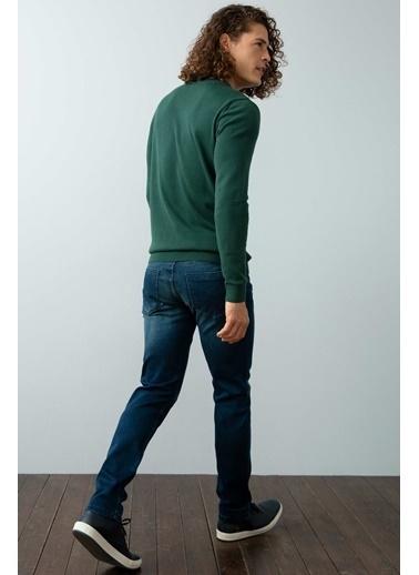 U.S.Polo Assn. Jean Pantolon Yeşil